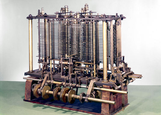 babbage machine 10301732