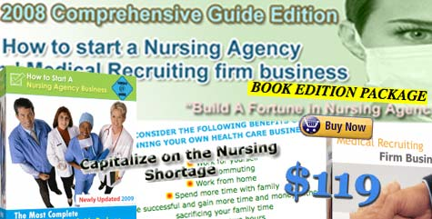 Get rich in the temp nursing business