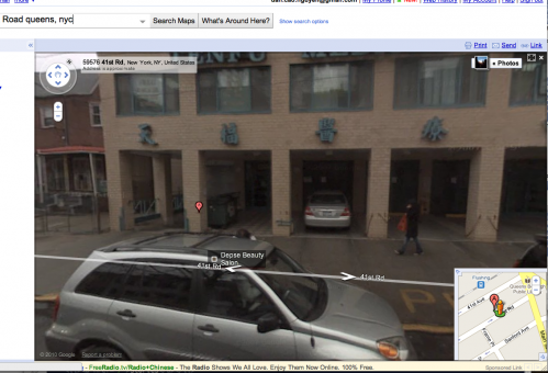 This is where Yao was attacked: 133-23 41st Road in downtown Flushing